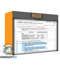 دانلود PacktPub Data Analysis with Pandas and Python
